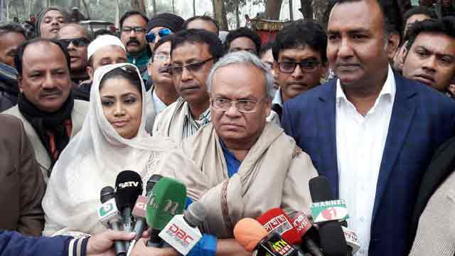 No evil design against Khaleda Zia to work, says BNP