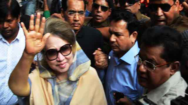 Khaleda Zia gets bail