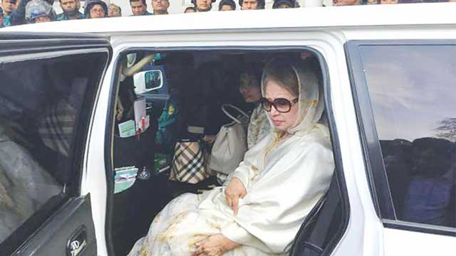 Decision on Khaleda Zia after medical board submits report