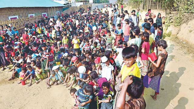 Myanmar not ready for return of Rohingyas: UNHCR