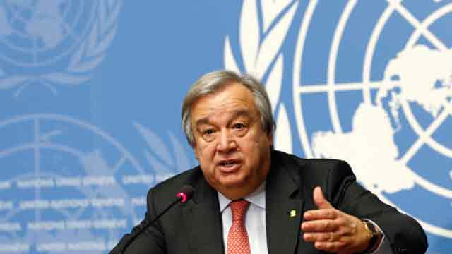 UN 'profoundly alarmed' by escalation of violence in occupied Palestinian territory