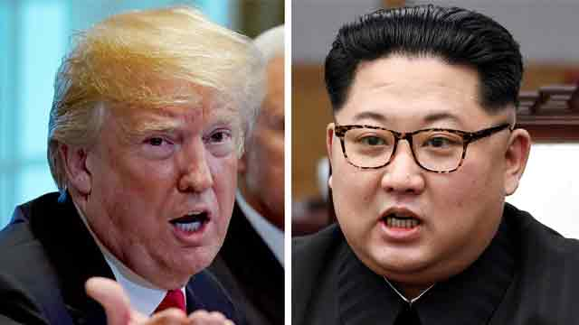 Trump hails North Korea's 'brilliant potential'
