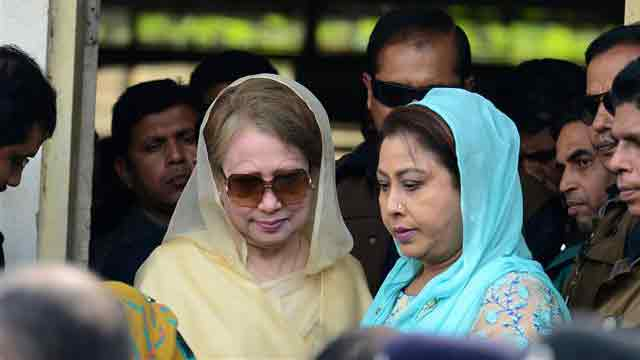 Khaleda Zia still in jail due to delay in bail hearing