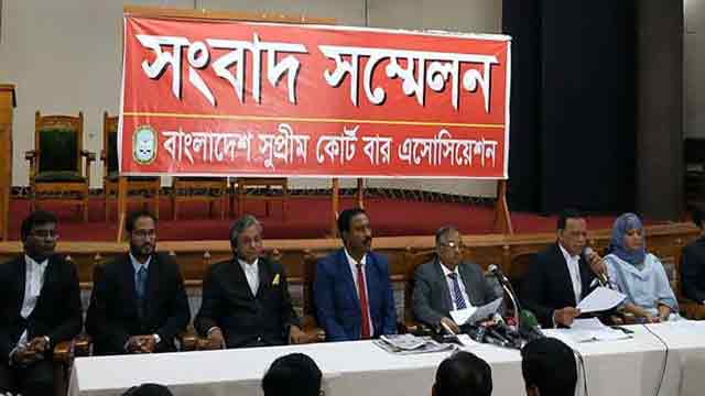 Minister, withdraw your comment: SCBA