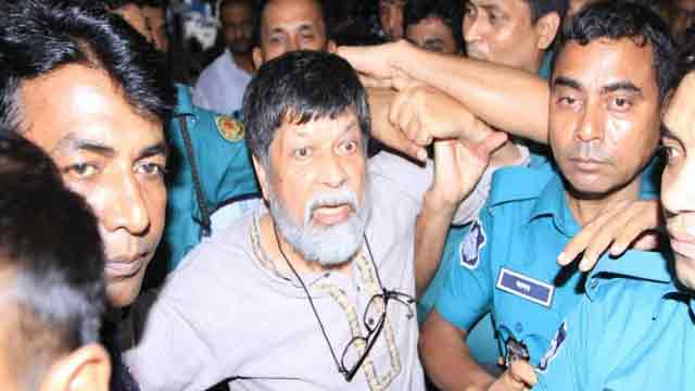 HC hearing on Shahidul's bail plea likely Sunday
