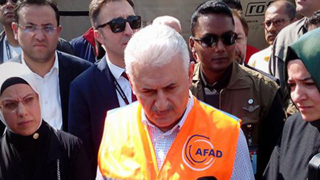 Turkish PM wraps up visit seeking global support for Rohingyas