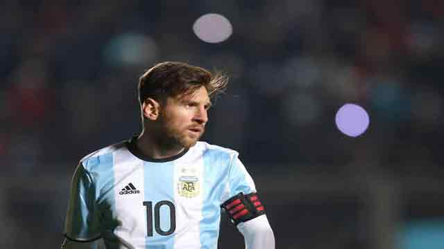 Argentina will be stronger at 2018 World Cup: Lionel Messi