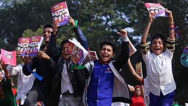 35.42 cr free textbooks being distributed