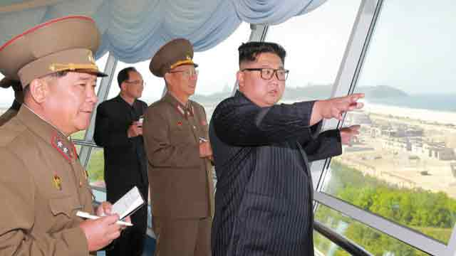 N Korea shakes up top military brass ahead of Trump summit