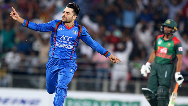 Rashid, Nabi wrap up historic series win for Afghanistan