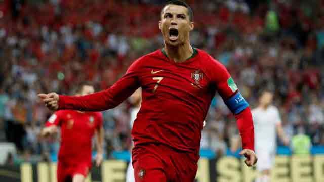 Ronaldo sets new World Cup record