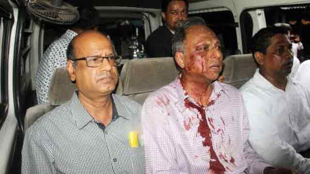 CPJ, AFAD condemn attack on Mahmudur outside courtroom