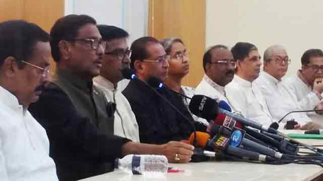 AL monitors students' movement: Quader