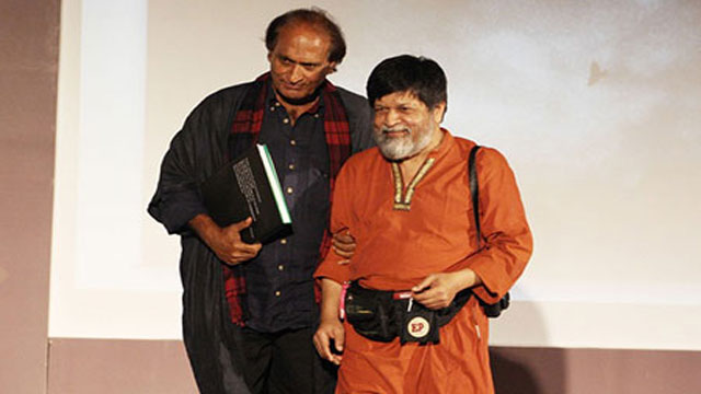 """I plead not to punish Shahidul Alam"""