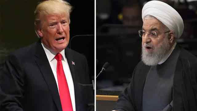 Iran's Rouhani slams US 'economic terrorism' in clash with Trump