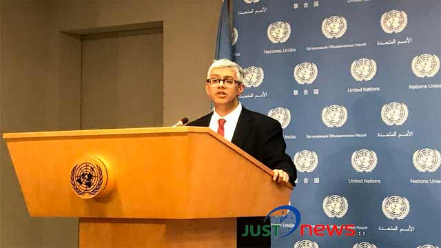 UN continuing to monitor Bangladesh situation: Spokesperson