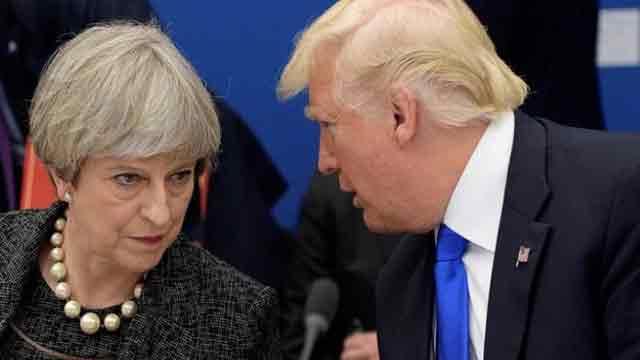 White House backs UK decision to expel diplomats