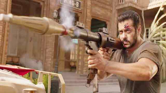 Salman Khan's Tiger Zinda Hai mints Rs 33.75 crore on first day