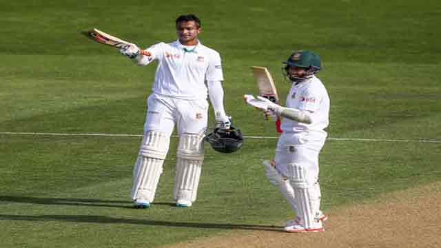 Shakib, Mushfiq named in ESPNcricinfo Test Team of the Year