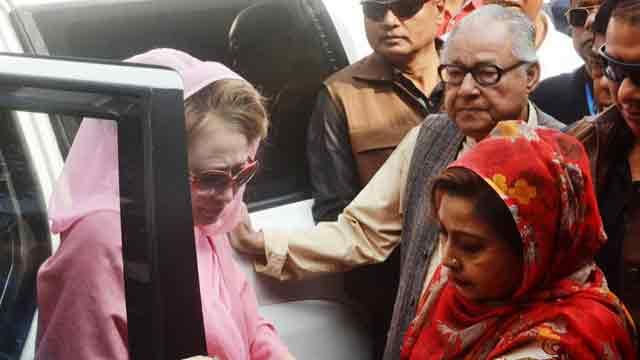 People not to accept polls sans Khaleda Zia, says BNP