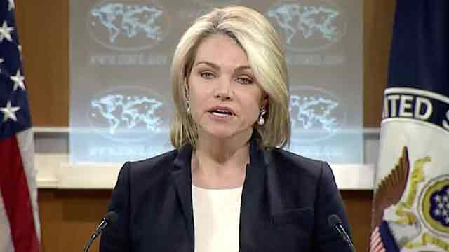 Hither Nauert's statement on post-election situation in Honduras
