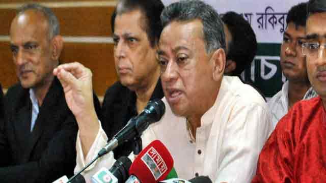 BNP's Amir Khasru sued under ICT, special power acts