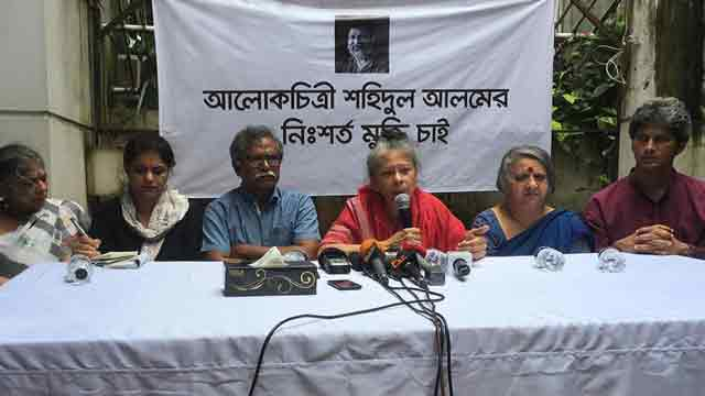 Whereabouts of Shahidul Alam still unknown: Family