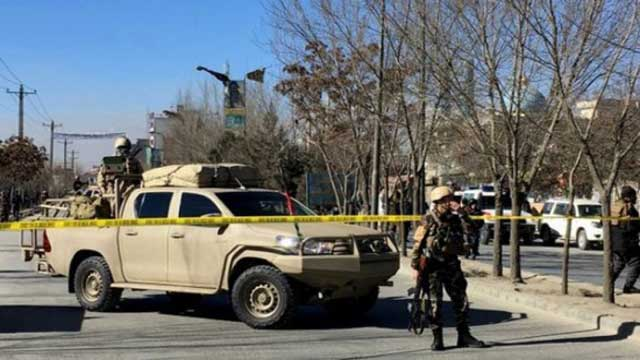 40 killed, 30 wounded in Afghanistan blast