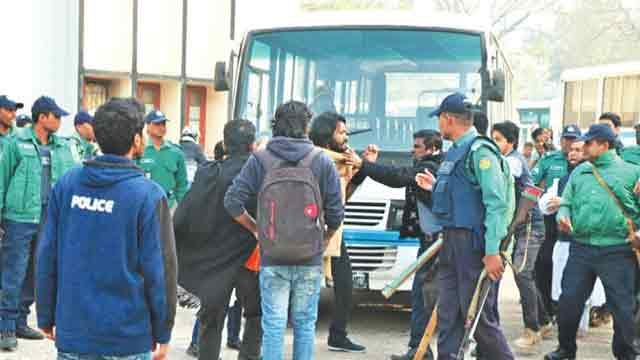 BCL attacks on university students continue