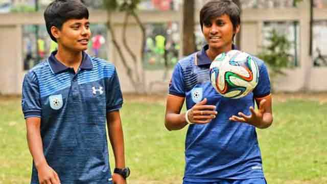 Sabina's brace hands Sethu victory