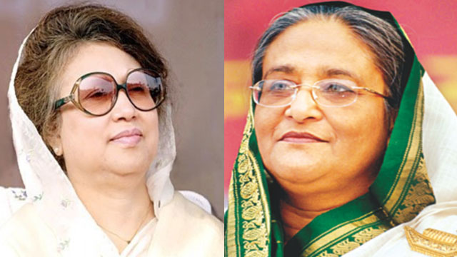Khaleda Zia demands apology from Hasina; sends legal notice