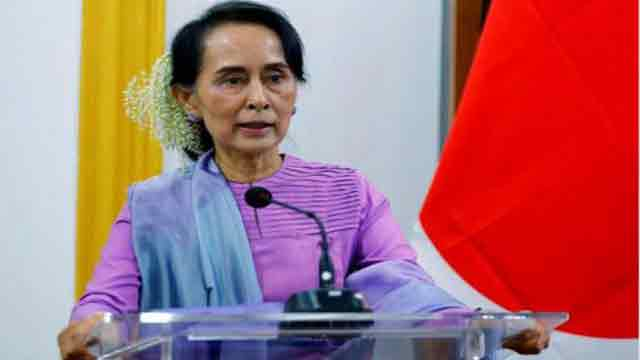 Army admission on killings a positive step, Suu Kyi says
