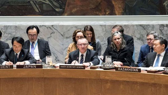 Security Council urged to visit Myanmar, Bangladesh