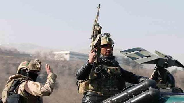 আফগানিস্তানে সামরিক একাডেমিতে হামলা