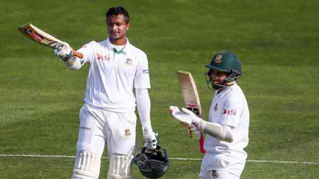 Shakib, Mushfiq named in Guardian's Test Team of the Year