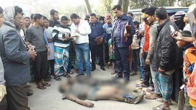 2 'robbers' beaten to death in N'ganj