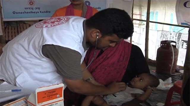 90pc Rohingya in Bangladesh under-nourished: UN