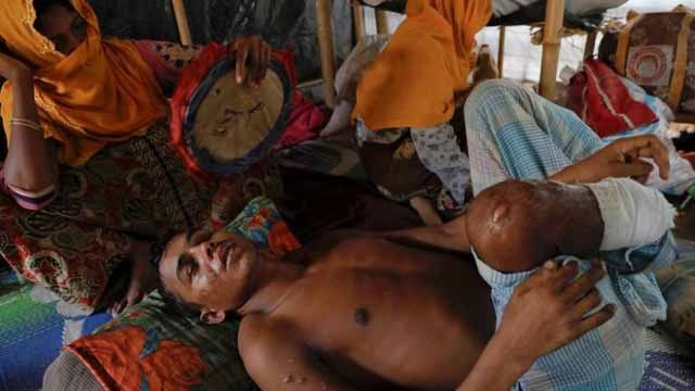 6,700 Rohingyas killed in first month of Myanmar violence