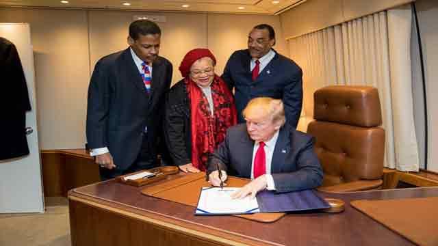 Trump Signs H.R. 267 into Law