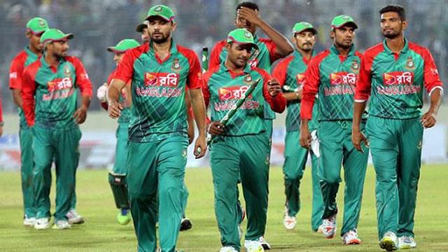 Bangladesh crush visitors by 8 wkts in opener