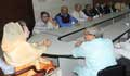 Khaleda Zia to sit with BNP vice-chairmen