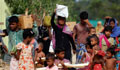 New arrivals from Myanmar now 646,000: UN