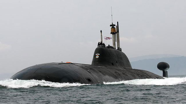 India begins project to build 6 nuclear-powered submarines