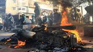 Cops lob tear shells to foil BNP demo, 15 held