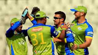 Sylhet win by 10 wickets after Nasir's five-for