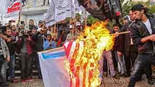 Palestinians call days of rage over US Jerusalem plan