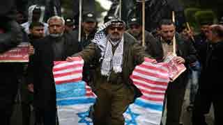 World reacts to US Jerusalem plan