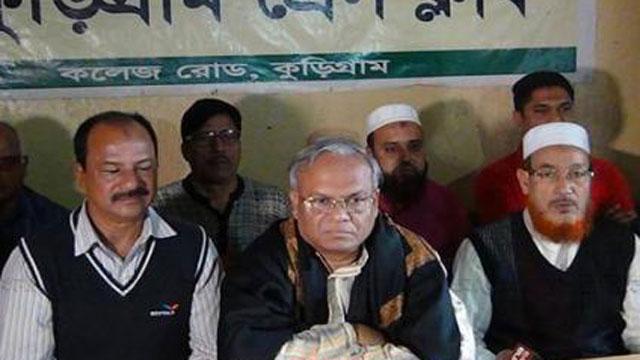 Assuming power, AL starts culture of disappearances, killings: Rizvi