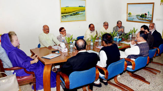Khaleda Zia calls Standing Committee meeting Sunday