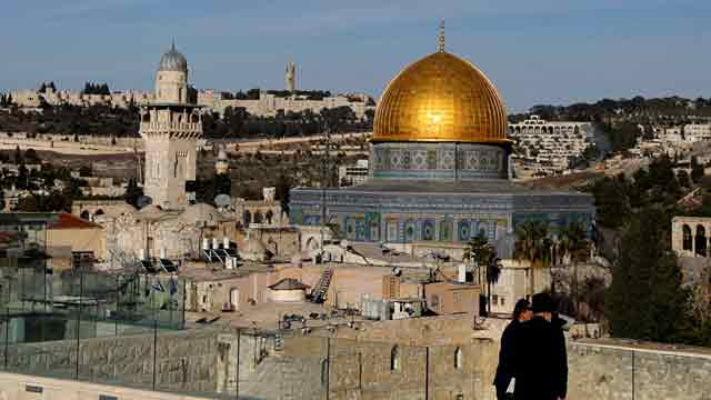Russia disagrees with US stance on Jerusalem